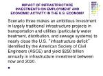 impact of infrastructure investments on employment and economic activity in the u s economy3
