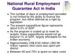 national rural employment guarantee act in india1