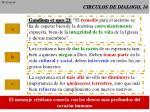 circulos de dialogo 14