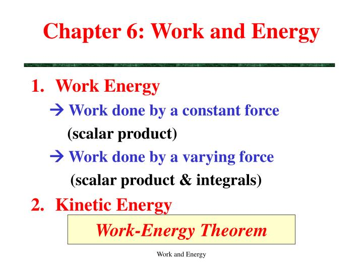 chapter 6 work and energy n.