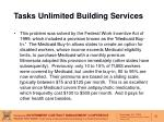 tasks unlimited building services2