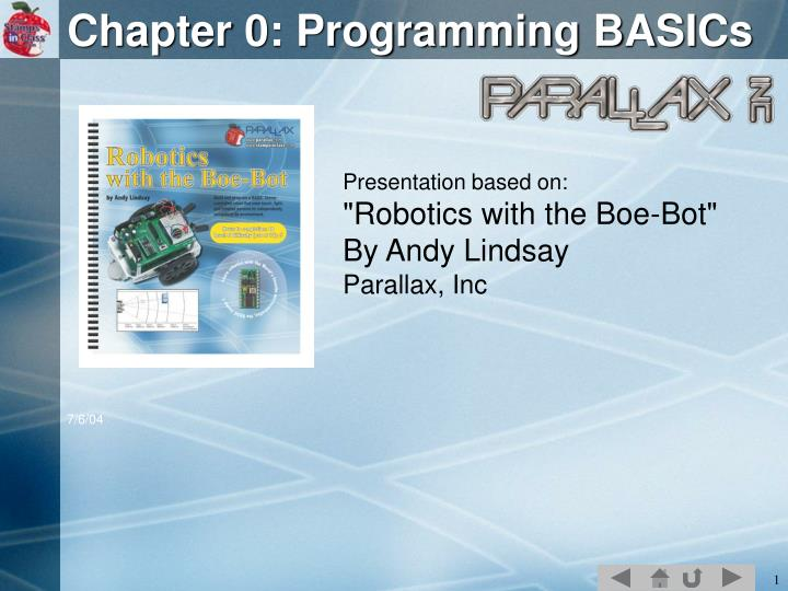 chapter 0 programming basics n.