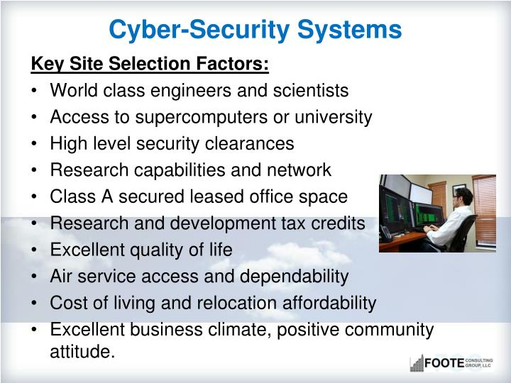 Cyber-Security Systems