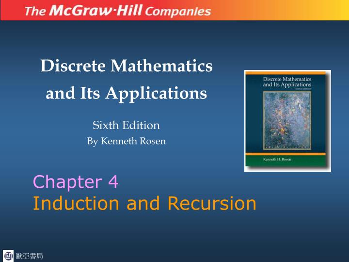 chapter 4 induction and recursion n.