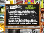 what is truthology