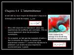 chapitre 6 4 l intermittence1