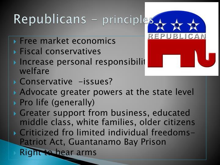 Republicans -