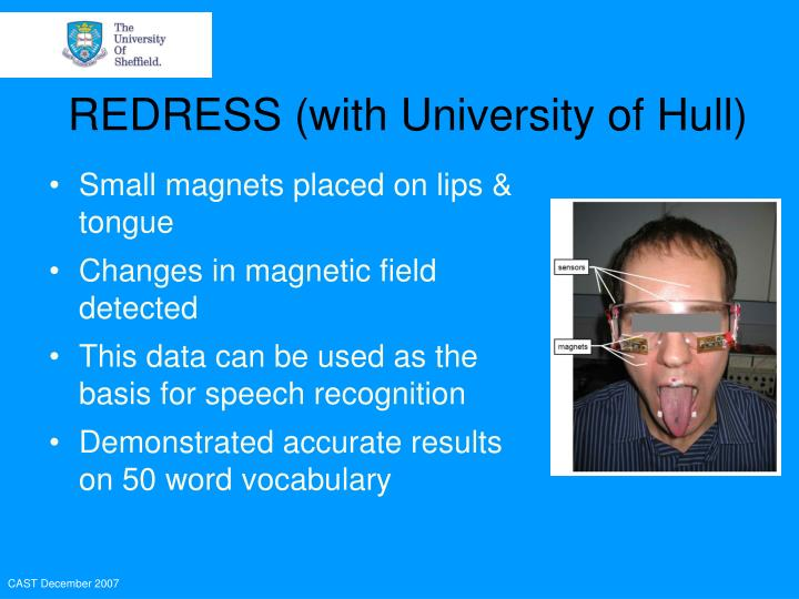 REDRESS (with University of Hull)