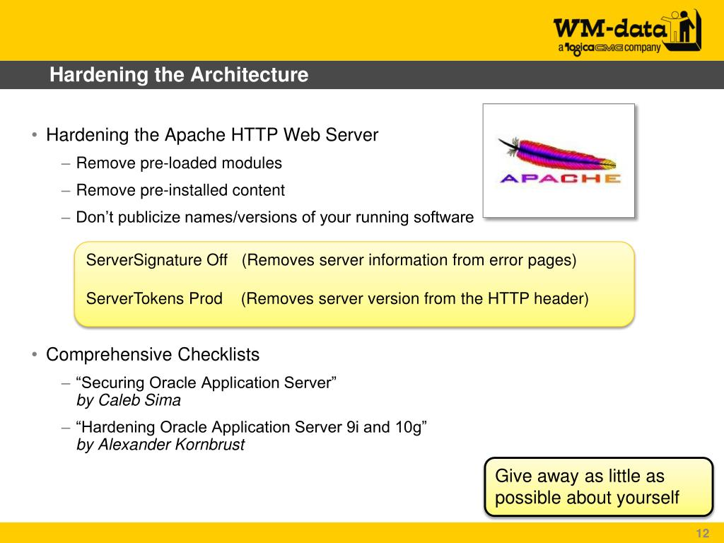 PPT - How to Make Your Oracle APEX Application Secure