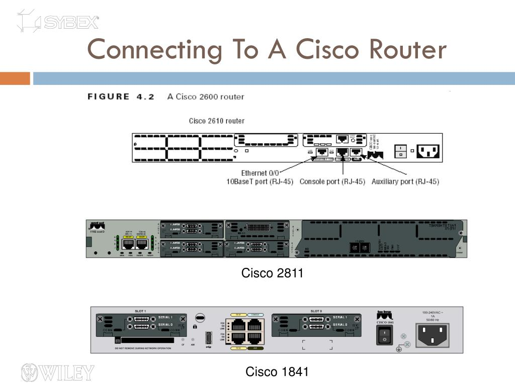 PPT - Cisco Router PowerPoint Presentation - ID:5689064
