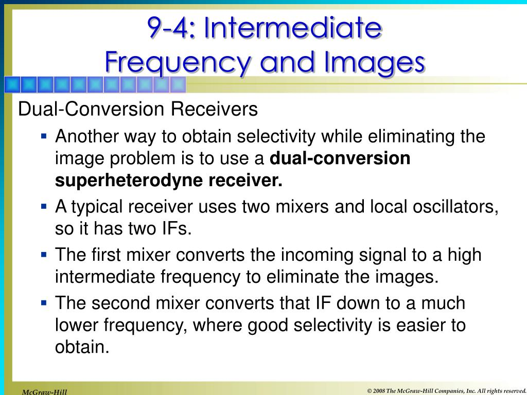 PPT - Principles of Electronic Communication Systems
