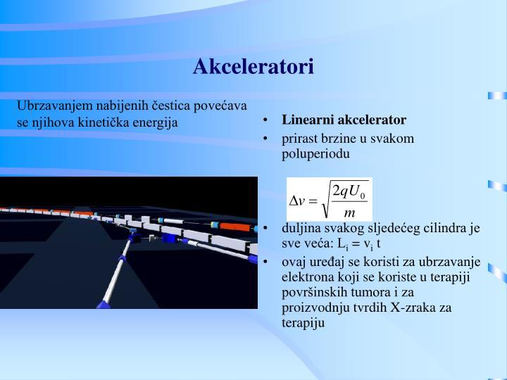Akceleratori