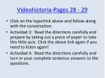 videohistoria pages 28 29