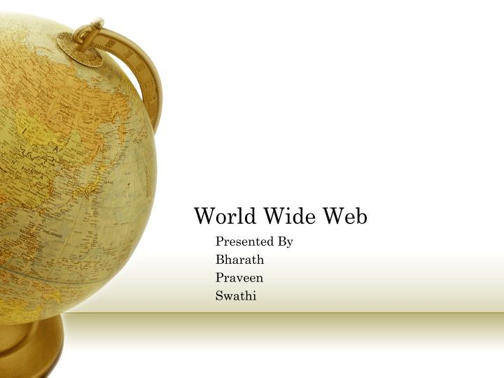 culture and world wide web essay Click to select web pages search is active this site will be taken down june 30, 2018 the penn online research tutorial (port) site was built with old software that.