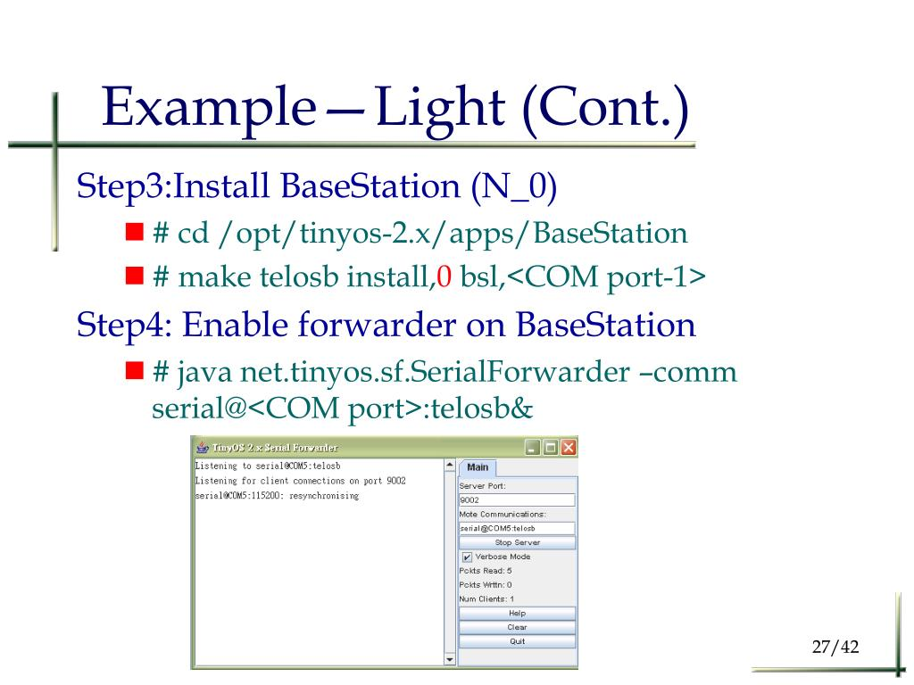PPT - Tutorial How to use sensors PowerPoint Presentation