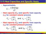 3 13 heat capacities and specific heats