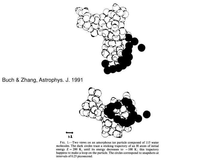 Buch & Zhang, Astrophys. J. 1991