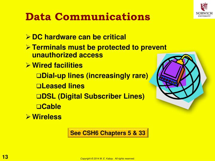 Data Communications