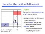 iterative abstraction refinement