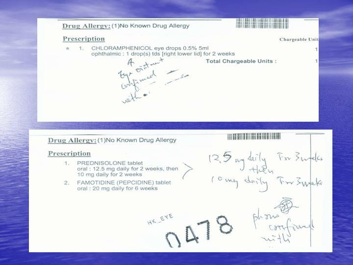 Medication safety review hkeh qa forum 2012