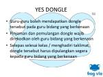 yes dongle2
