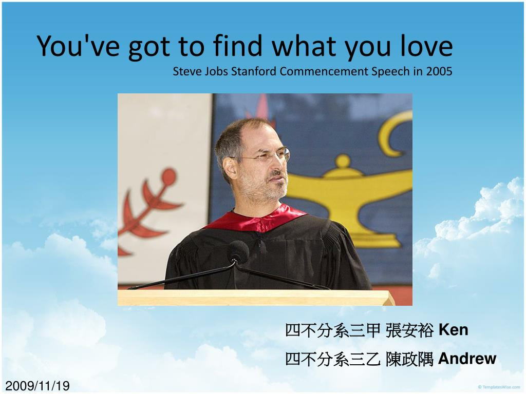 steve jobs stanford speech download