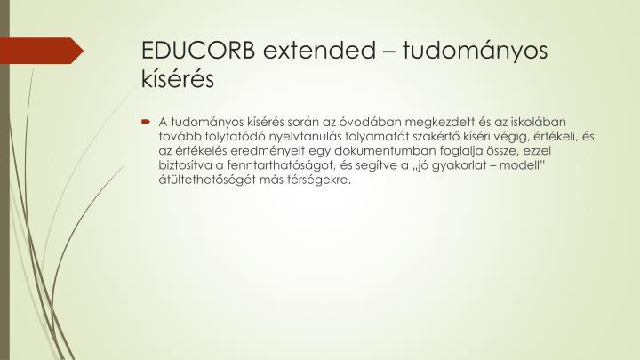EDUCORB