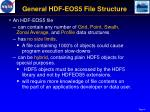 general hdf eos5 file structure2