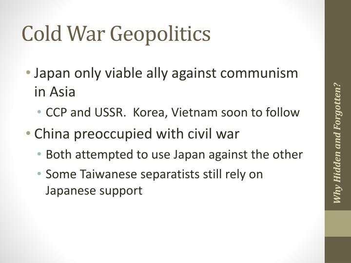 Cold War Geopolitics