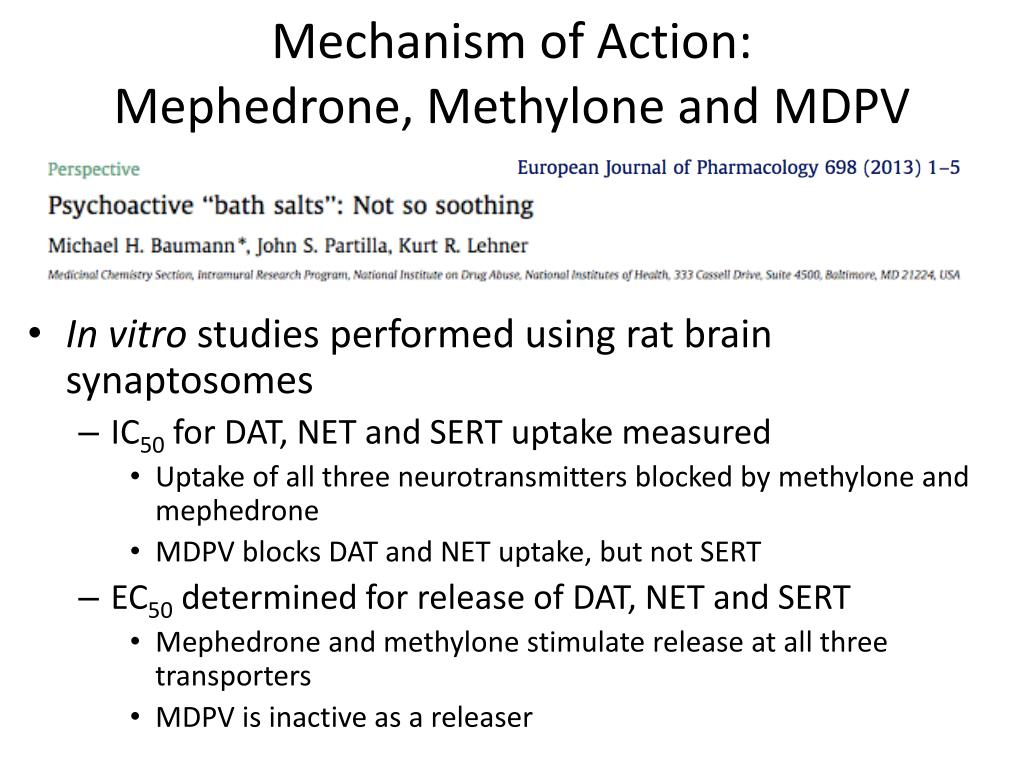 "PPT - ""Bath Salts:"" Cathinones and Related Toxicology"