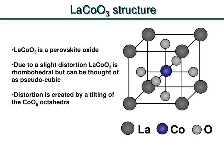 LaCoO
