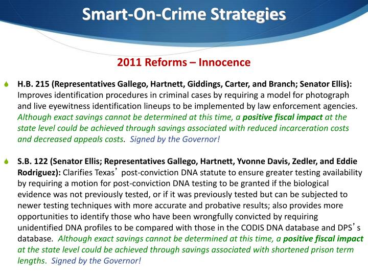 post conviction dna testing essay Introduction prosecutors and defense attorneys routinely use dna evidence at trial to standards for post-conviction dna that covers dna testing for.