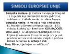 simboli europske unije