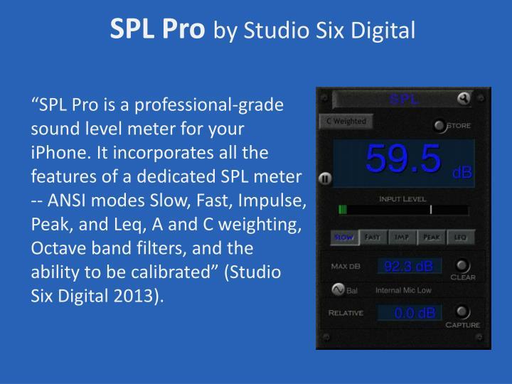 SPL Pro