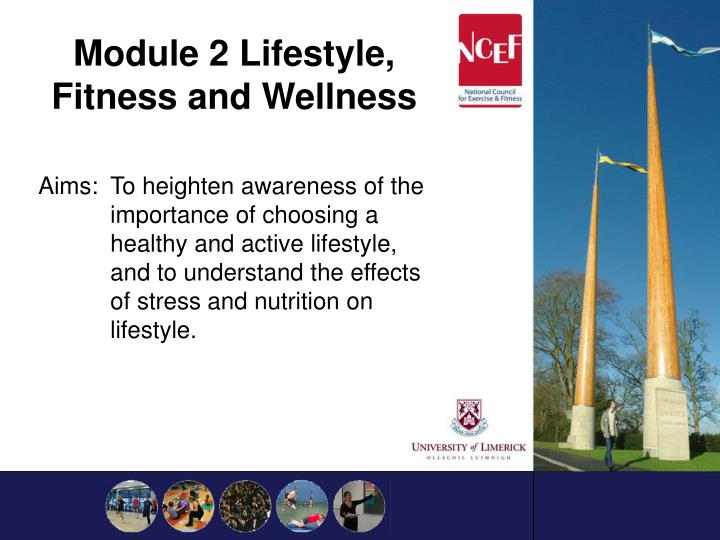 module 2 lifestyle fitness and wellness n.