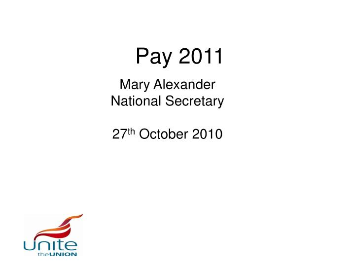 pay 2011
