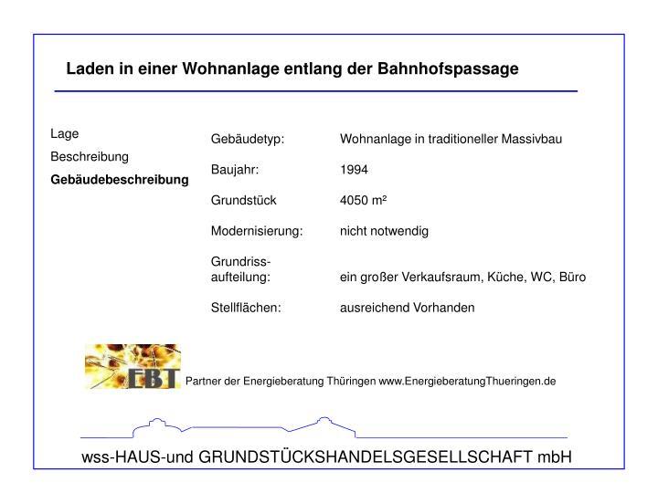 Partner der Energieberatung Thüringen www.EnergieberatungThueringen.de