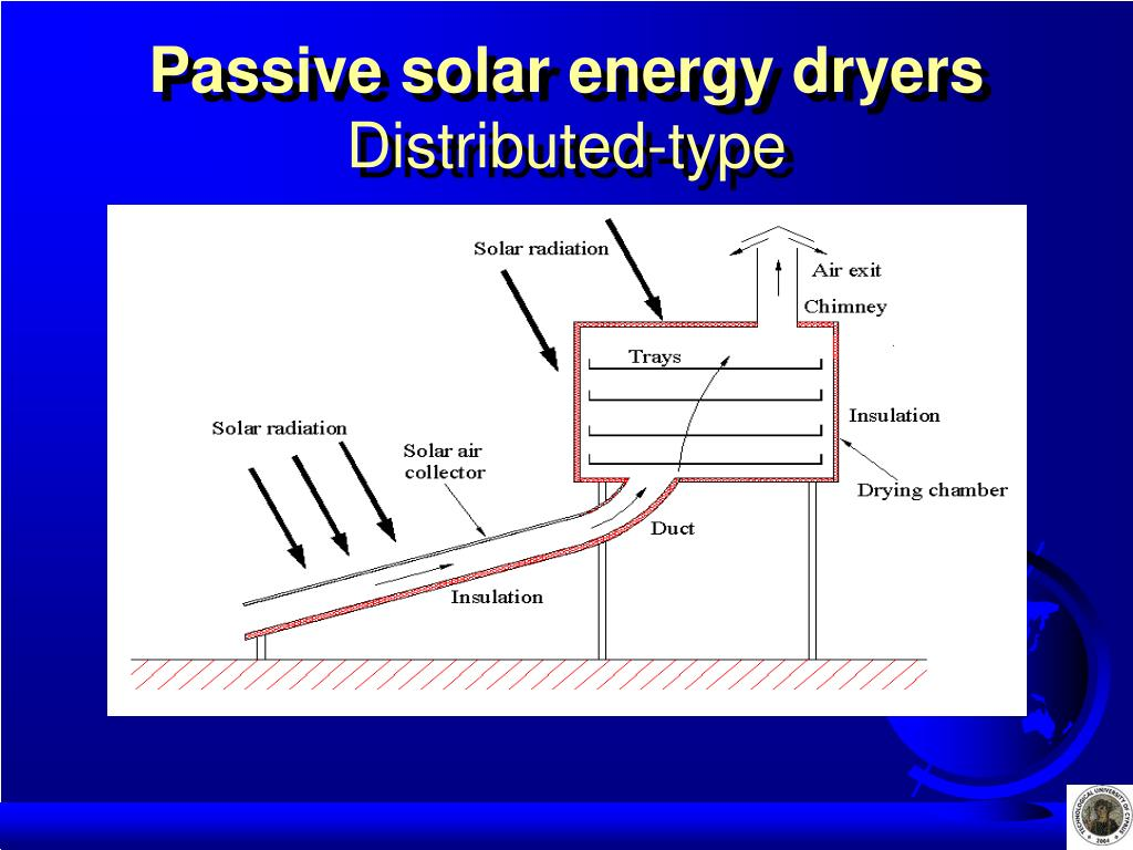 PPT - Applications of solar thermal engineering in agro