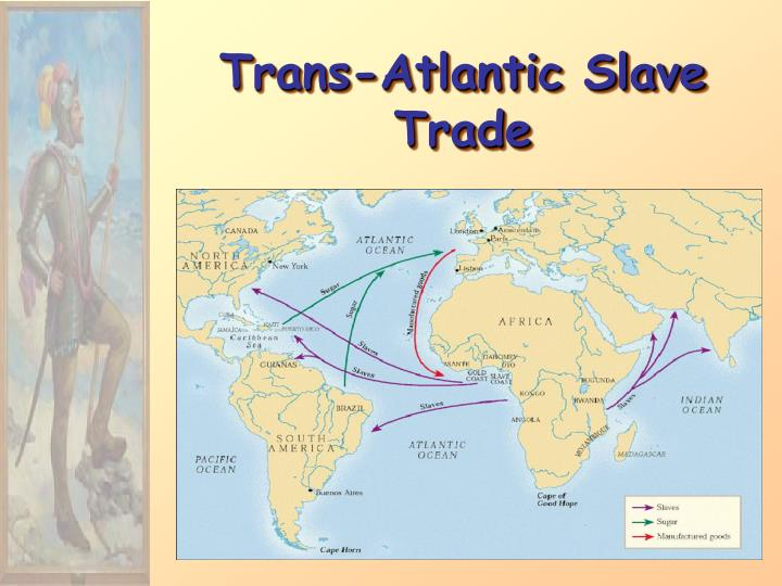 "trans atlantic slave trade essays Four essays on the relationship between the trans-atlantic slave trade and the rise of the industrial revolution essay #1: ""the economic basis of the slave trade."