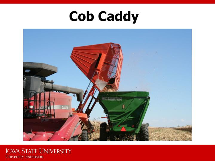 Cob Caddy