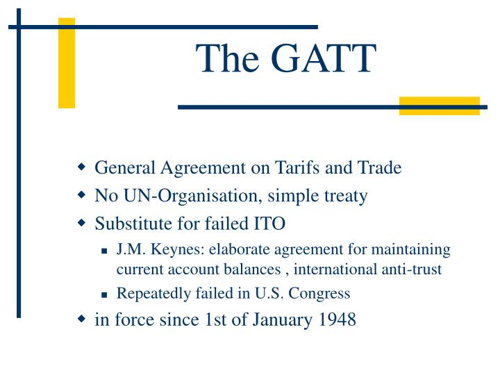 Ppt The World Trade Order Powerpoint Presentation Id5694918
