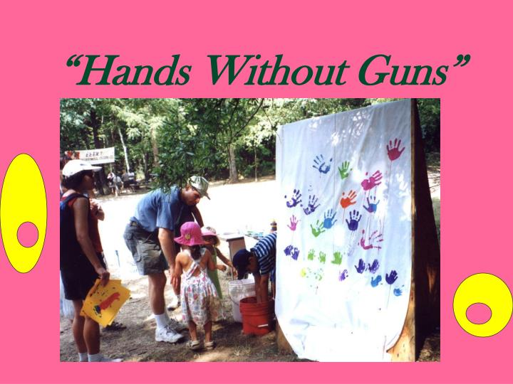 hands without guns n.