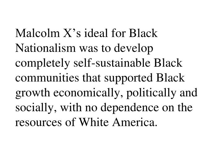 Malcolm X's