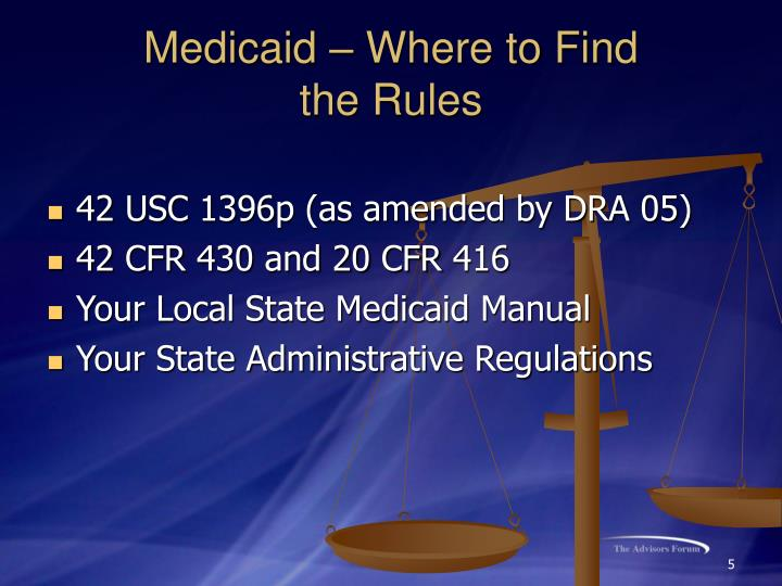 Medicaid – Where to Find