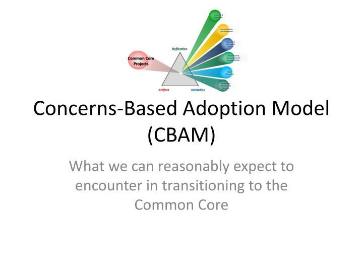 Concerns-Based Adoption Model (CBAM)