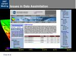 issues in data assimilation3