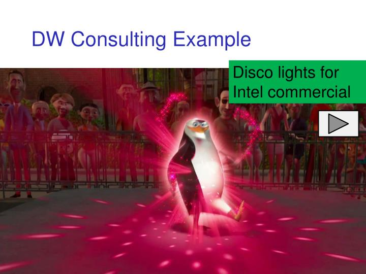 DW Consulting Example