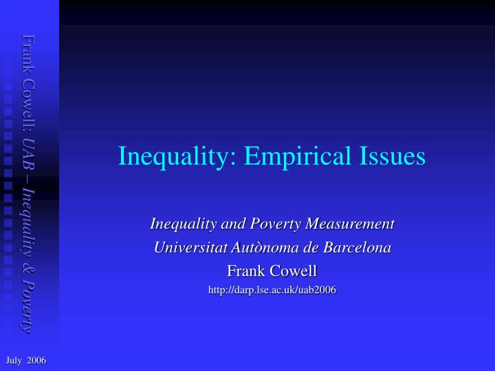 inequalities issues Introduction to inequalities inequality tells us about the relative size of two values mathematics is not always about equals, sometimes we only know that something is greater or less than.