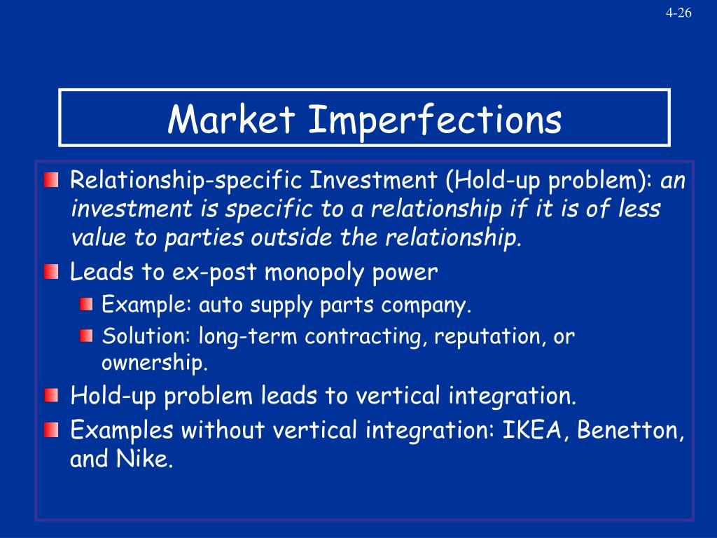 PPT - MGRECON401 Economics of International Business and