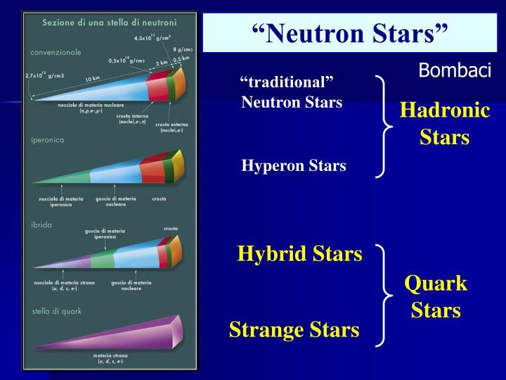 """""""Neutron Stars"""""""